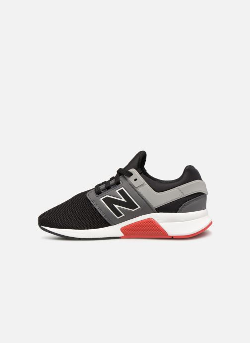 Trainers New Balance GS247 Black front view