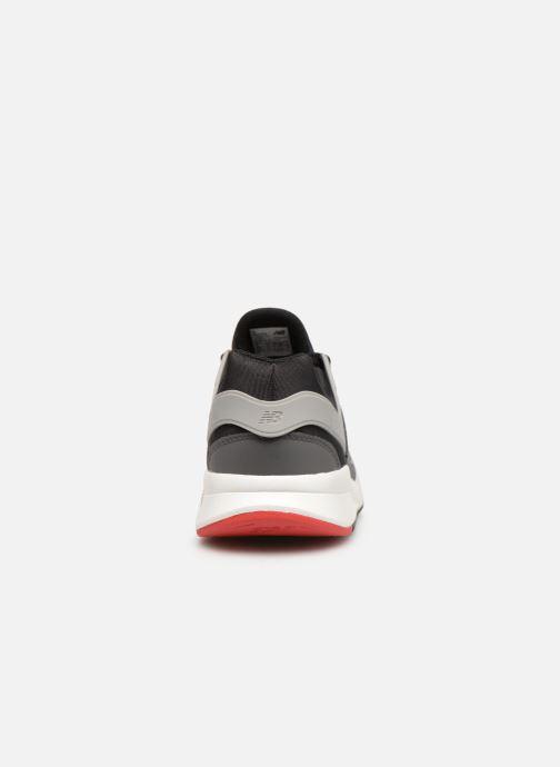 Sneakers New Balance GS247 Svart Bild från höger sidan