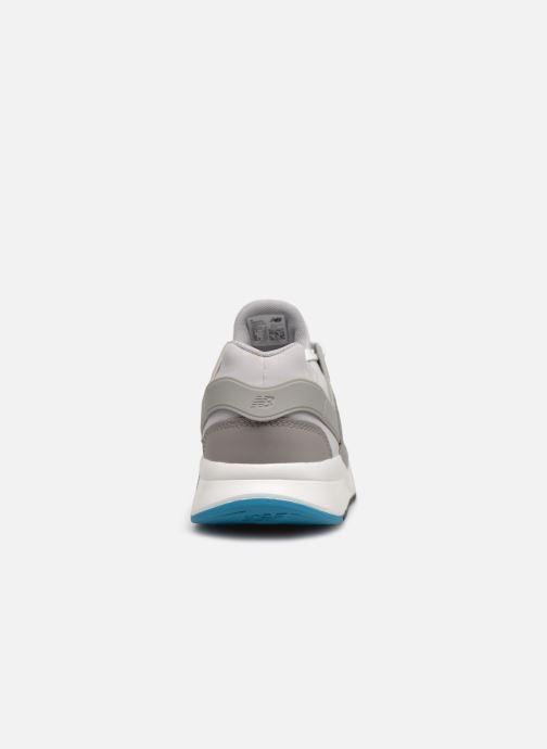 Sneakers New Balance GS247 Grijs rechts