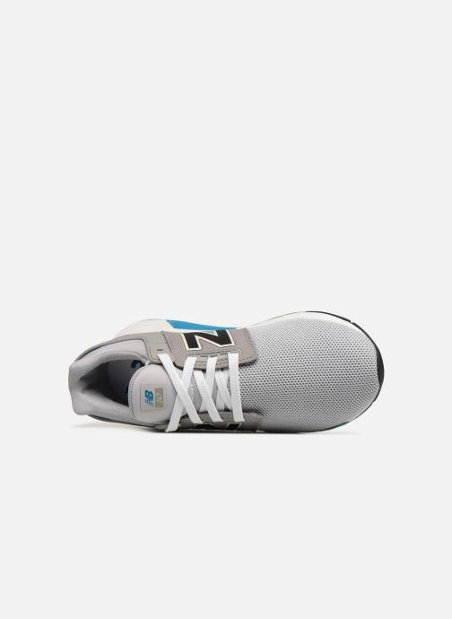 Sneakers New Balance GS247 Grijs links
