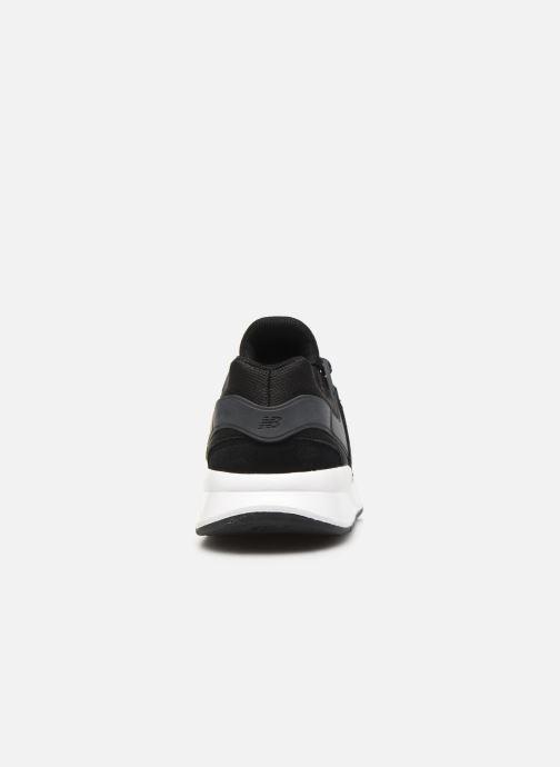 Sneakers New Balance GS247 Nero immagine destra