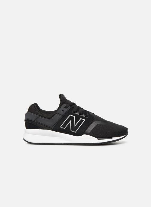 Sneakers New Balance GS247 Nero immagine posteriore