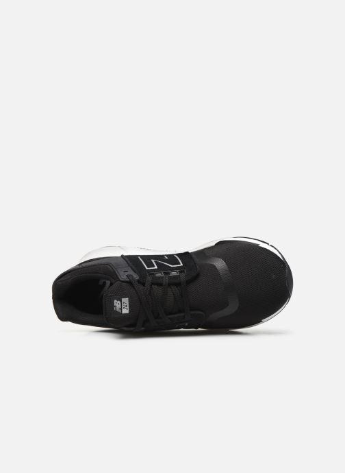Sneakers New Balance GS247 Nero immagine sinistra
