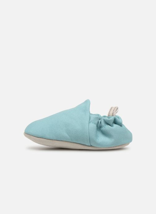 Chaussons Poco Nido Dragonfly Turquoise Bleu vue face