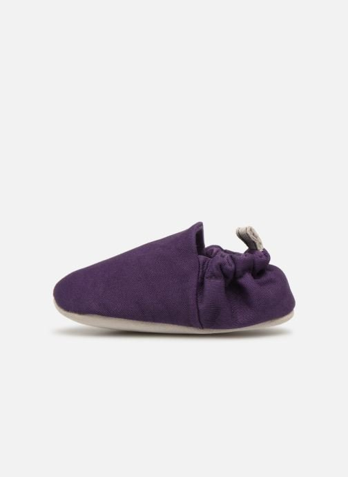 Chaussons Poco Nido Midnight Purple Violet vue face