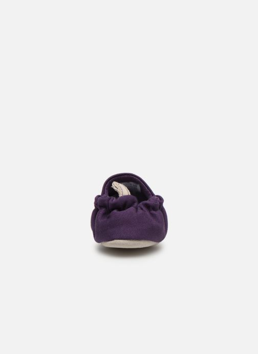 Chaussons Poco Nido Midnight Purple Violet vue droite