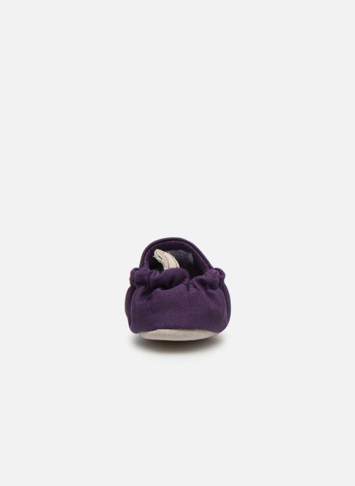 Pantofole Poco Nido Midnight Purple Viola immagine destra