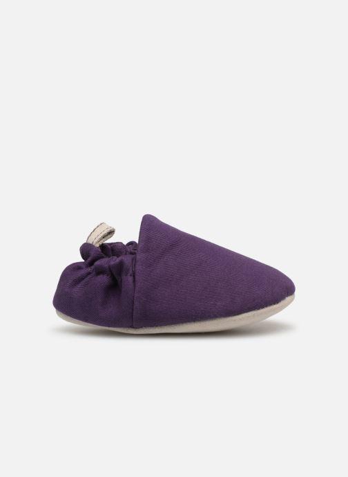 Chaussons Poco Nido Midnight Purple Violet vue derrière