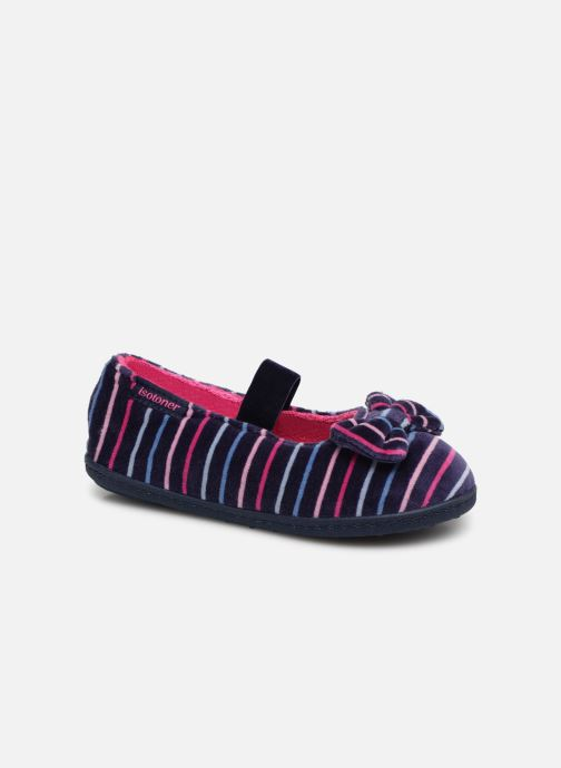 Slippers Isotoner Ballerine Multicolor Multicolor detailed view/ Pair view