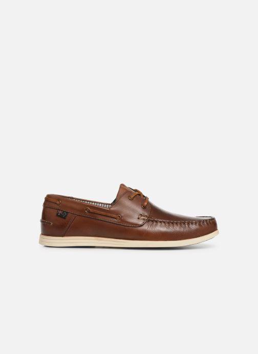 Zapatos con cordones Roadsign Green Marrón vistra trasera