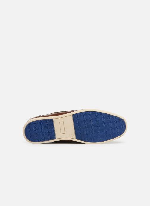 Chaussures à lacets Roadsign Green Marron vue haut