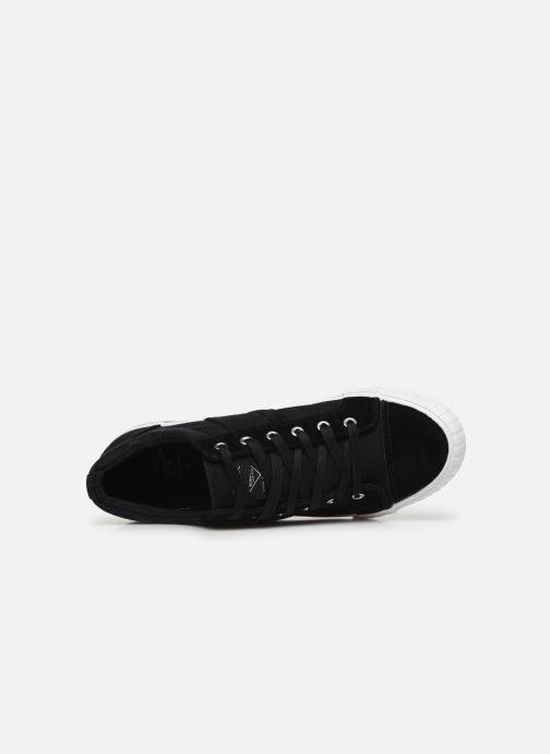 Sneakers Roadsign Adriano Sort se fra venstre