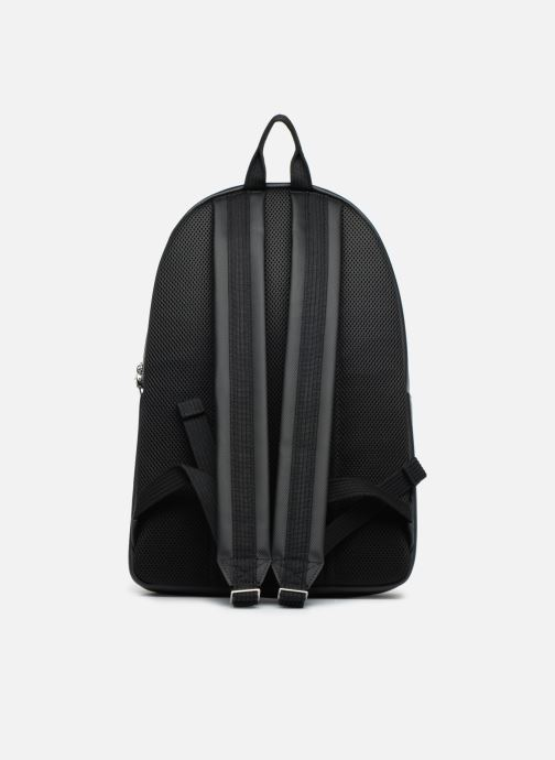 Sacs à dos Lacoste MEN'S CLASSIC  BACKPACK Noir vue face