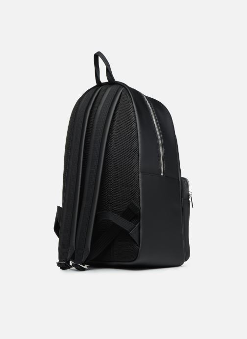 Rucksacks Lacoste MEN'S CLASSIC  BACKPACK Black view from the right