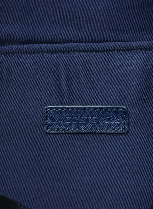 Rucksacks Lacoste MEN'S CLASSIC  BACKPACK Black back view