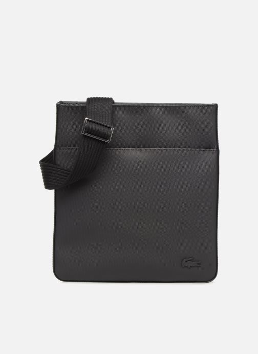 Sacs homme Lacoste MEN'S CLASSIC  FLAT CROSSOVER BAG Noir vue détail/paire
