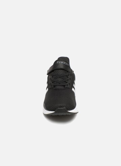 Chaussures de sport adidas performance Duramo 9 C Noir vue portées chaussures