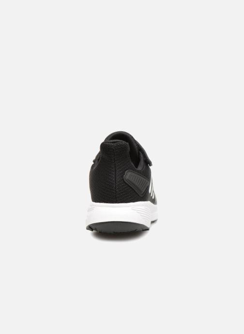 Chaussures de sport adidas performance Duramo 9 C Noir vue droite