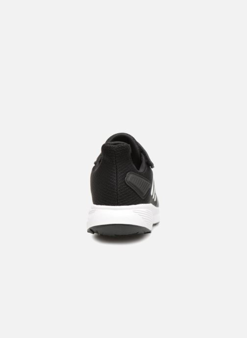 Zapatillas de deporte adidas performance Duramo 9 C Negro vista lateral derecha