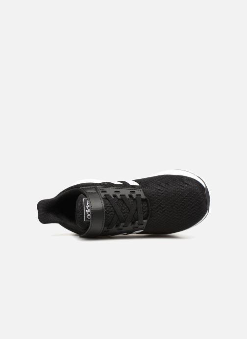 Zapatillas de deporte adidas performance Duramo 9 C Negro vista lateral izquierda