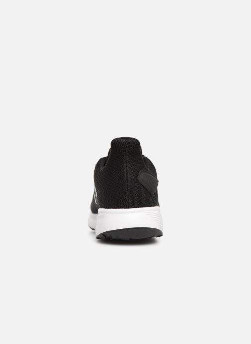 Sportschoenen adidas performance Duramo 9 K Zwart rechts
