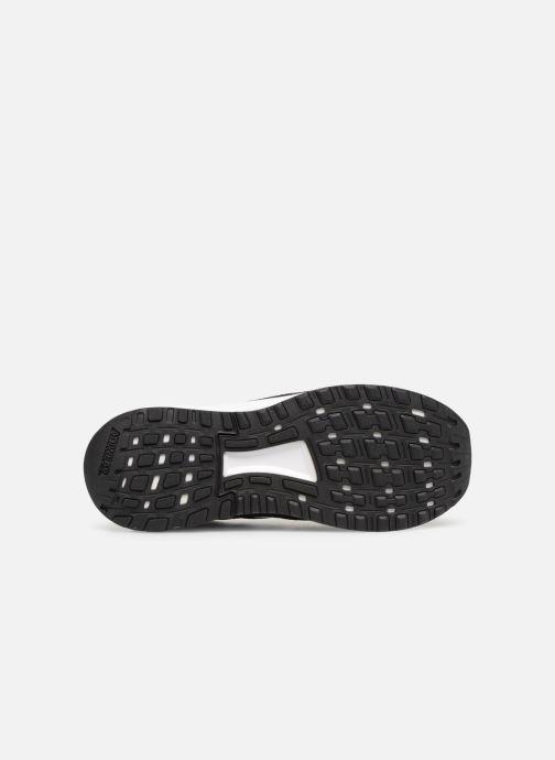 Chaussures de sport adidas performance Duramo 9 K Noir vue haut