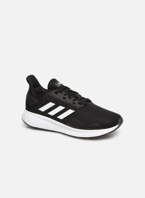 Chaussures de sport adidas performance Duramo 9 K Noir vue détail/paire