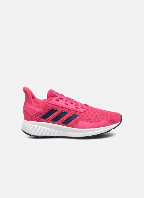 Chaussures de sport adidas performance Duramo 9 K Rose vue derrière