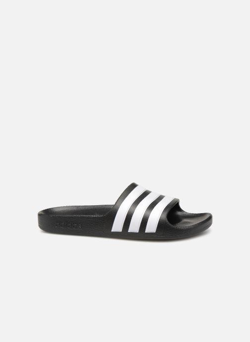 Sandales et nu-pieds adidas performance Adilette Aqua K Noir vue derrière
