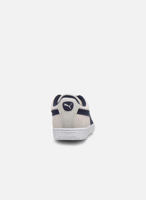 Baskets Puma Suede Classic DNM Beige vue droite