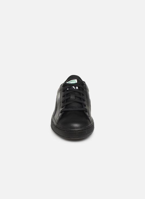 Baskets Puma Basket Classic LFS Inf Noir vue portées chaussures