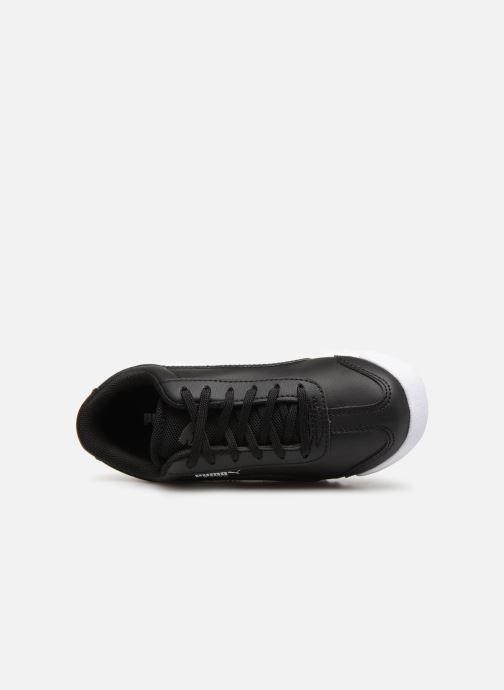 Sneaker Puma BMW MMS Roma schwarz ansicht von links