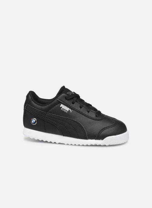 Trainers Puma BMW MMS Roma Black back view