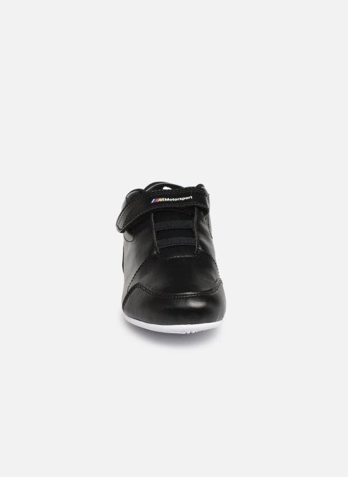 Baskets Puma BMW MMS Drift Cat 7S Ultra Noir vue portées chaussures