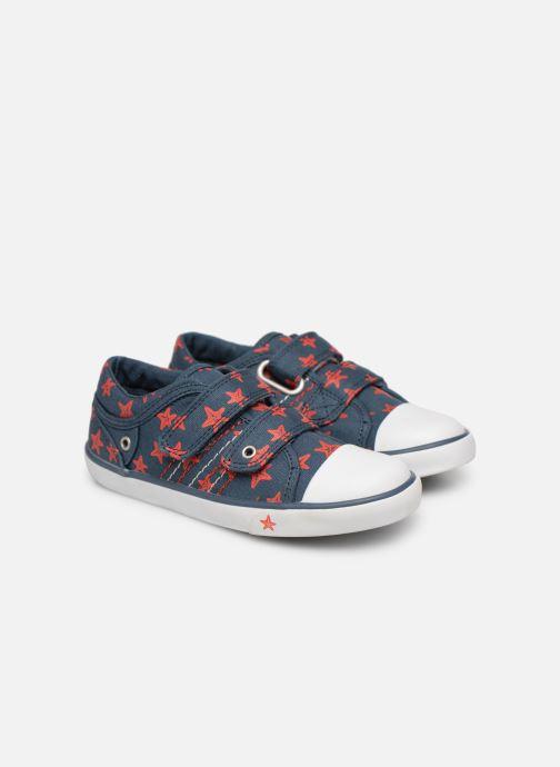 Sneakers Start Rite Zip Blauw 3/4'