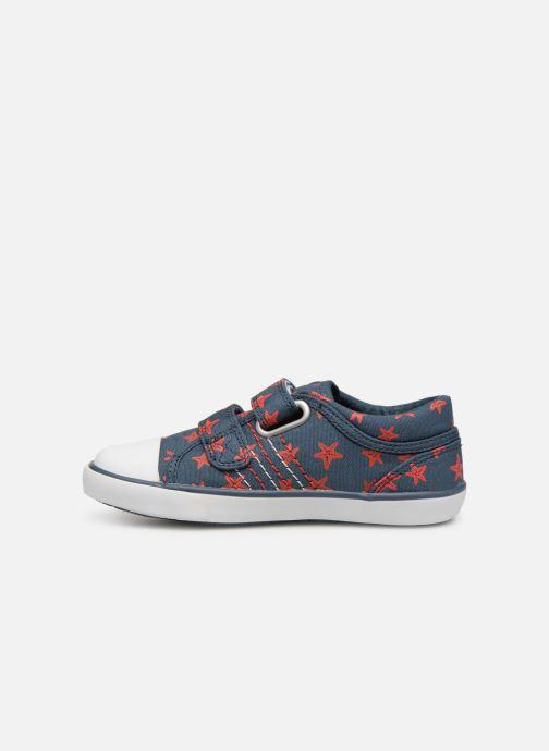 Sneakers Start Rite Zip Blauw voorkant