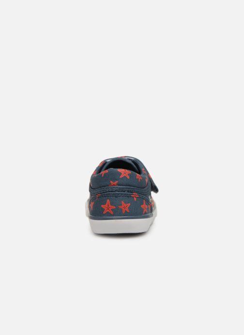 Sneakers Start Rite Zip Blauw rechts