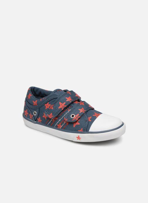 Sneakers Start Rite Zip Blauw detail