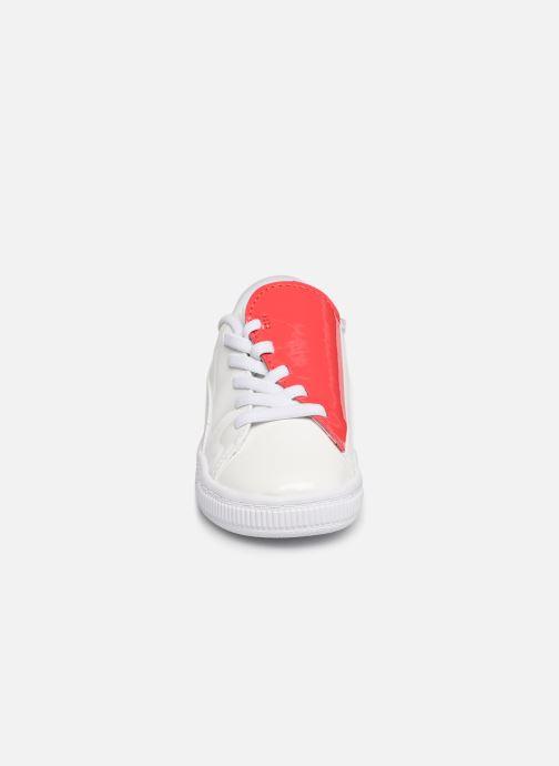 Sneakers Puma Crush Patent Vit bild av skorna på
