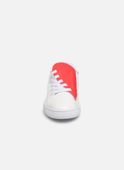Puma JR Crush Patent (weiß) - Sneaker bei Sarenza.de (349660)