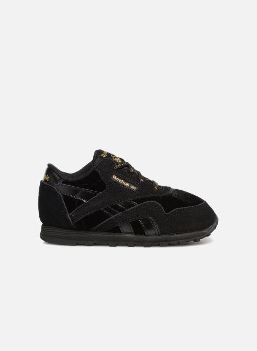 Sneakers Reebok Cl Nylon I Zwart achterkant