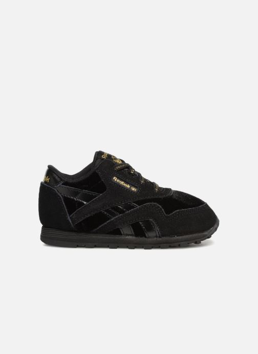 Sneakers Reebok Cl Nylon I Nero immagine posteriore