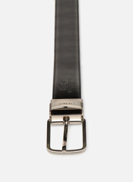 Cinturones Lacoste 30 reversible stitched Negro vista del modelo