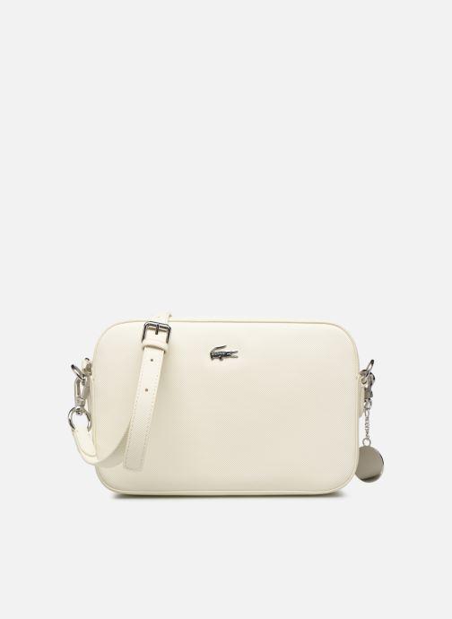 Sacs à main Lacoste DAILY CLASSIC SQUARE CROSSOVER BAG Blanc vue détail/paire