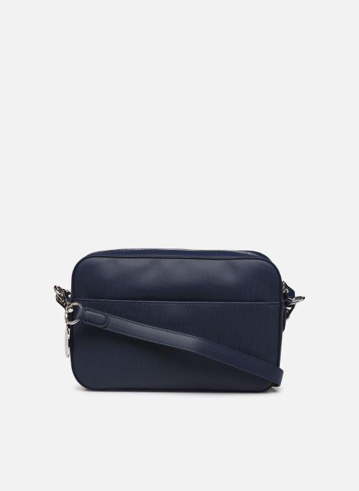Sacs à main Lacoste DAILY CLASSIC SQUARE CROSSOVER BAG Bleu vue face