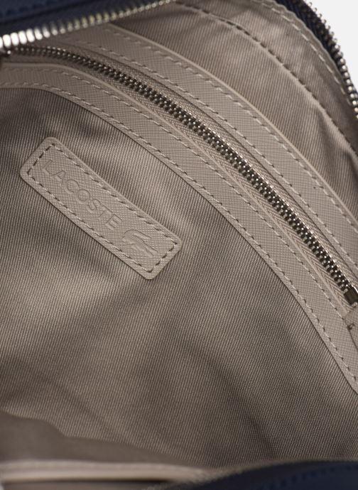 Sacs à main Lacoste DAILY CLASSIC SQUARE CROSSOVER BAG Bleu vue derrière