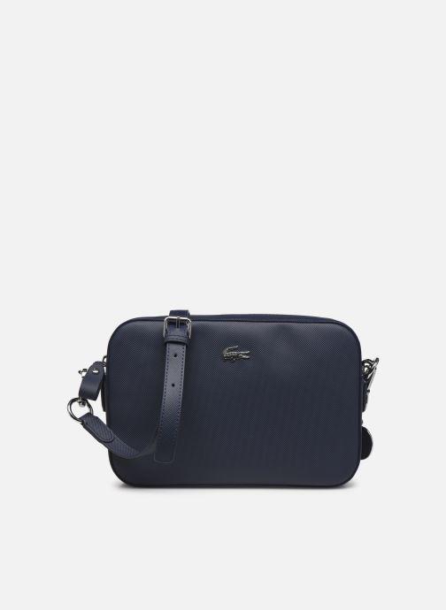 Sacs à main Lacoste DAILY CLASSIC SQUARE CROSSOVER BAG Bleu vue détail/paire