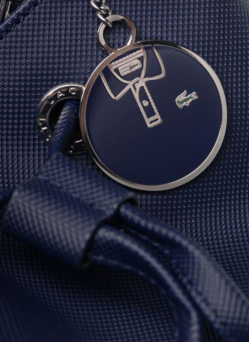 Sacs à main Lacoste DAILY CLASSIC BUCKET BAG Bleu vue gauche