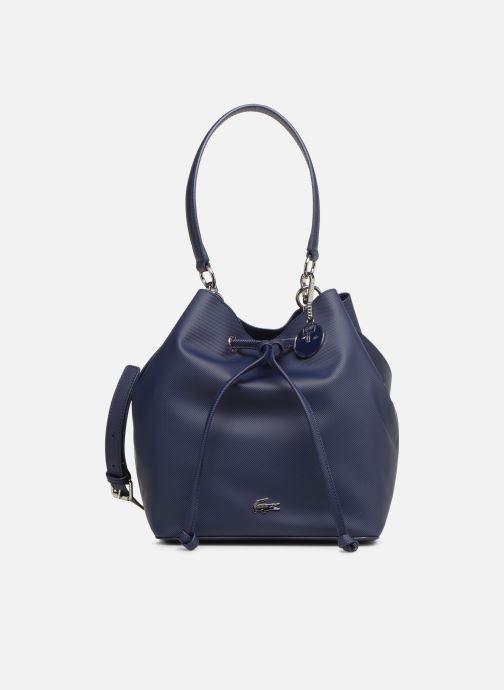 Sacs à main Lacoste DAILY CLASSIC BUCKET BAG Bleu vue détail/paire