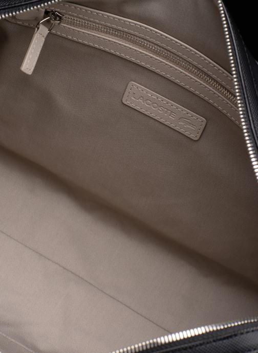 Sacs à main Lacoste DAILY CLASSIC  BOSTON BAG Noir vue derrière
